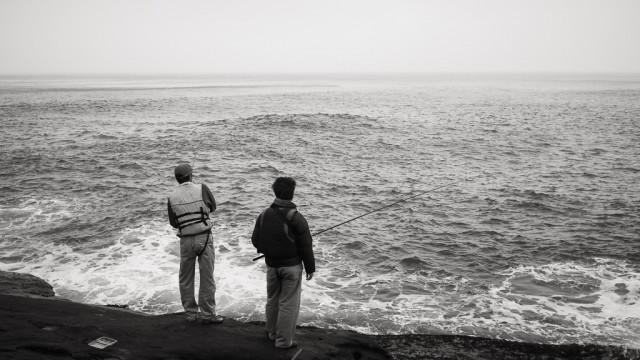 東北角海岸線。台北