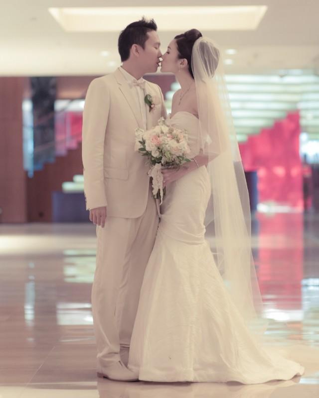 Fred & Velda Wedding