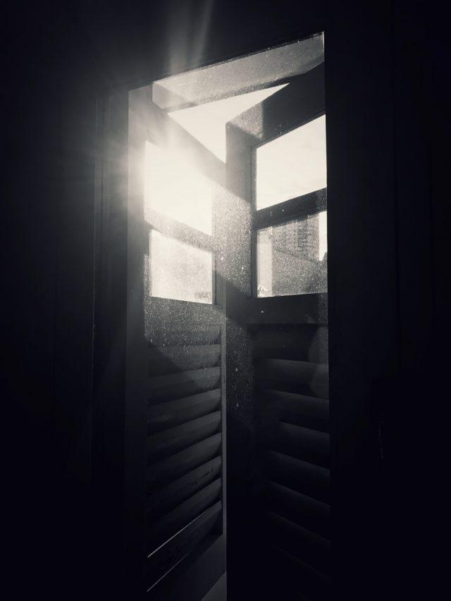 Incoming Ray